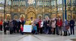 """Акция """"Молитва за Украину"""" (фотоотчет)"""