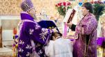 Поздравляем отца Сергия с принятием священнического сана