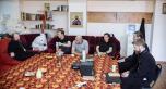 Воскресная молодежная встреча с епископом Талдыкорганским Нектарием