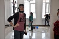 Помощь по уборке в Духовно-культурном центре при Успенском соборе