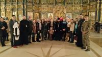 Прощеное воскресенье в Успенском соборе