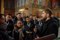 Экскурсии учащихся Республиканской военной школы «Жас Улан» в рамках программы учебной дисциплины «Светкость и основы религиоведения»