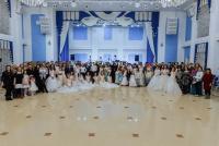 V Юбилейный Сретенский бал Астанайского Православного Молодежного Движения